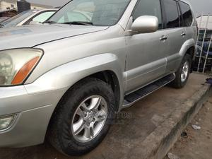 Lexus GX 2003 470 Silver | Cars for sale in Rivers State, Port-Harcourt