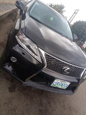 Lexus RX 2013 Black   Cars for sale in Lagos State, Ikeja