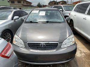 Toyota Corolla 2007 Gray | Cars for sale in Lagos State, Agege