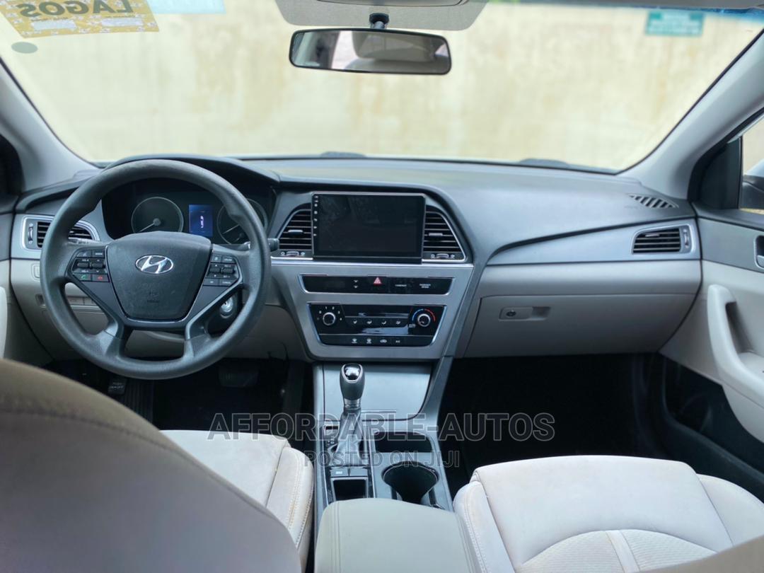 Hyundai Sonata 2015 White | Cars for sale in Lekki, Lagos State, Nigeria