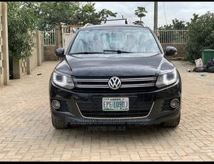 Volkswagen Tiguan 2014 Black   Cars for sale in Abuja (FCT) State, Jabi