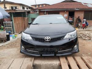Toyota Camry 2012 Black   Cars for sale in Lagos State, Shomolu