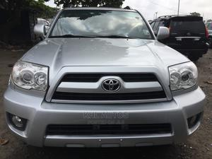 Toyota 4-Runner 2008 Limited V8 Silver | Cars for sale in Lagos State, Apapa