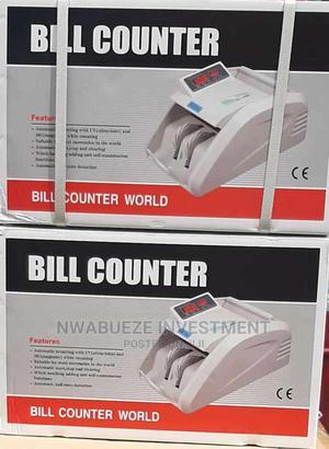 Bill Counting Machine | Computer Hardware for sale in Lagos State, Lagos Island (Eko)