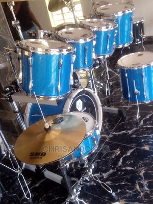 7 Set of VIRGIN Drum Model SHO | Musical Instruments & Gear for sale in Lagos State, Ikeja