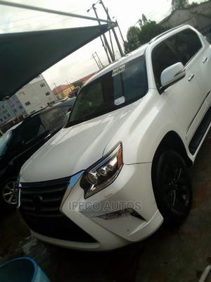 Lexus GX 2015 460 Luxury White | Cars for sale in Lagos State, Ikeja