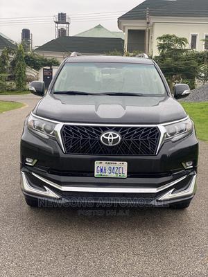 Toyota Land Cruiser Prado 2019 Black | Cars for sale in Abuja (FCT) State, Gwarinpa