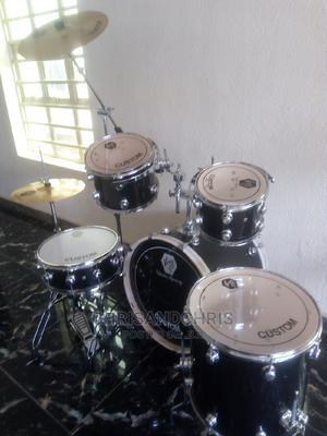 5 Set of Virgin Drum Set Model Custom | Musical Instruments & Gear for sale in Lagos State, Ikeja
