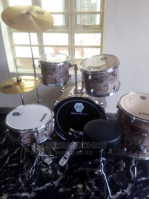 5 Set of Virgin Drum Set Model Prime | Musical Instruments & Gear for sale in Lagos State, Ikeja