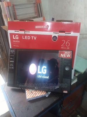 "Lg 26"" Led Tv   TV & DVD Equipment for sale in Lagos State, Ajah"