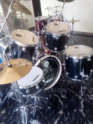 5 Set Virgin Drum Set Model Smart | Musical Instruments & Gear for sale in Lagos State, Ajah