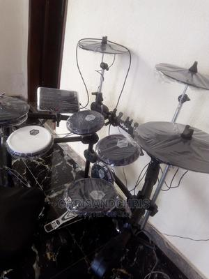Original Virgin Electric Drum Set | Musical Instruments & Gear for sale in Lagos State, Maryland