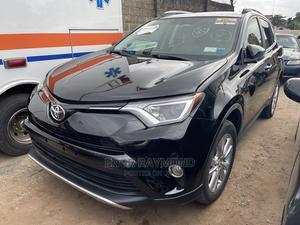 Toyota RAV4 2016 Black   Cars for sale in Lagos State, Ikeja