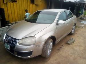Volkswagen Jetta 2005 Gold   Cars for sale in Rivers State, Port-Harcourt
