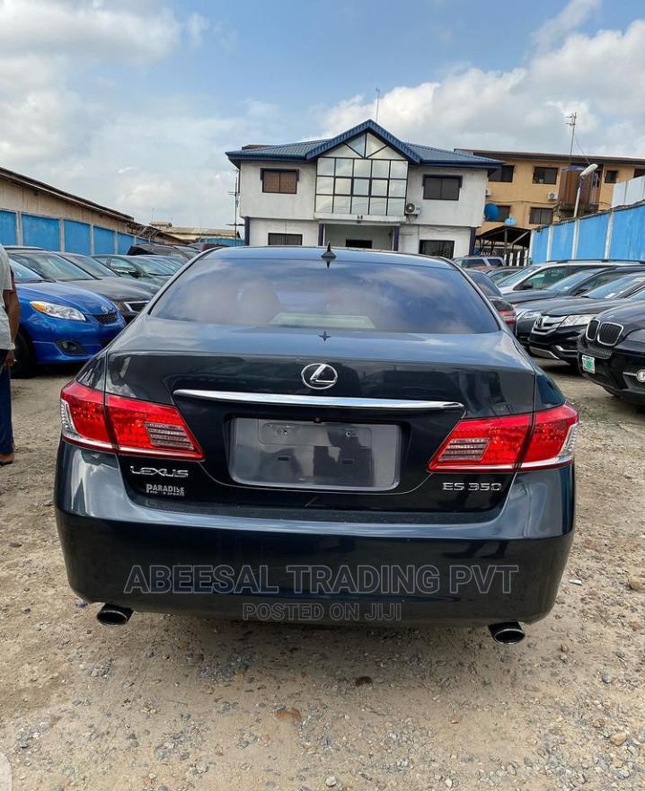 Lexus ES 2010 350 Black | Cars for sale in Ikeja, Lagos State, Nigeria