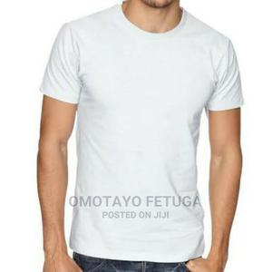 Round Neck, Round-Neckvests White and Multicolor | Clothing for sale in Lagos State, Ikeja