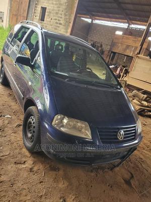 Volkswagen Sharan 2002 Blue   Cars for sale in Ogun State, Sagamu