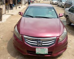 Honda Accord 2008 Red | Cars for sale in Lagos State, Egbe Idimu