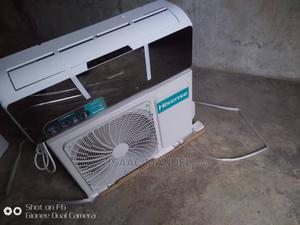 Hisense AC Inverter 1.5hp | Home Accessories for sale in Lagos State, Ojo