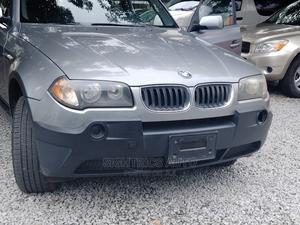 BMW X3 2004 Silver | Cars for sale in Abuja (FCT) State, Asokoro