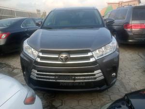 Toyota Highlander 2017 Gray | Cars for sale in Lagos State, Ojodu
