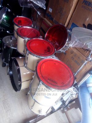 7 Set Premier England Drum | Musical Instruments & Gear for sale in Lagos State, Ikeja