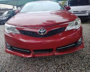 Toyota Camry 2014 Red | Cars for sale in Abuja (FCT) State, Asokoro
