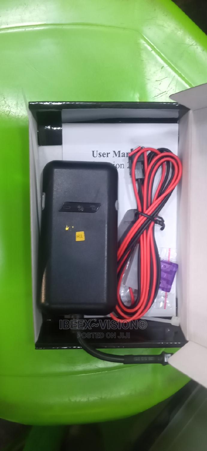 GPS Vehicle Tracker (Gsm/Gprs/Gps) | Security & Surveillance for sale in Ikeja, Lagos State, Nigeria