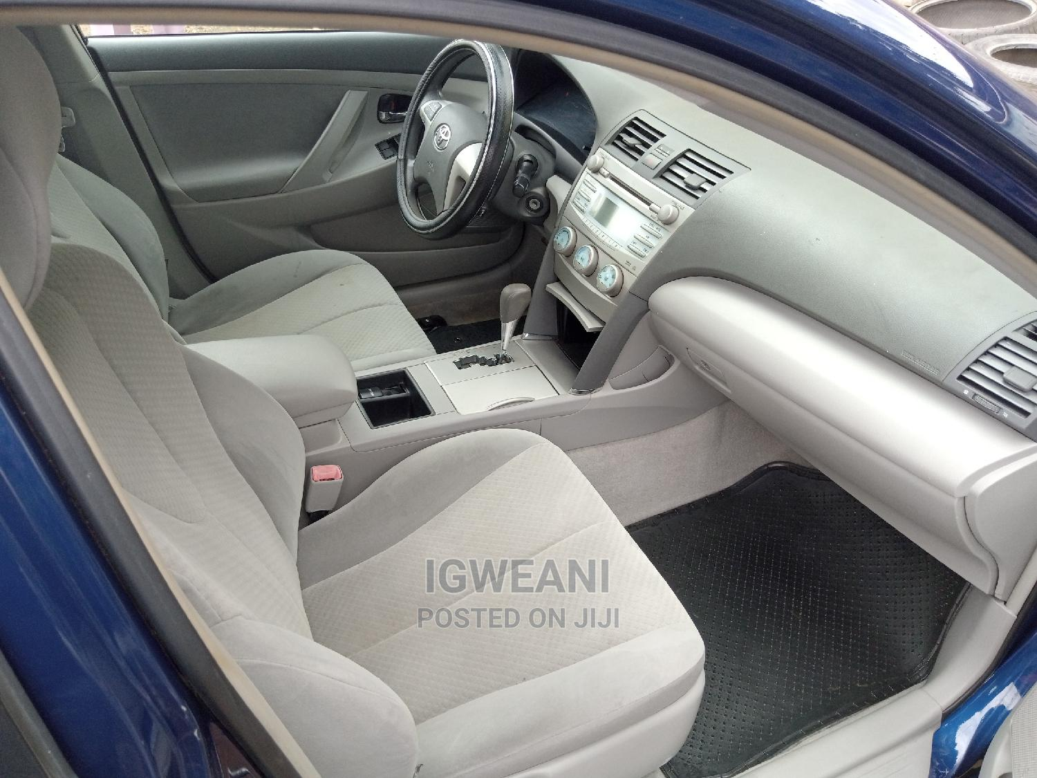 Toyota Camry 2007 Blue   Cars for sale in Lugbe District, Abuja (FCT) State, Nigeria