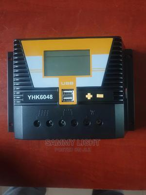 60amp 12/24/36/48v Pwm Charge Controller | Solar Energy for sale in Abuja (FCT) State, Garki 2