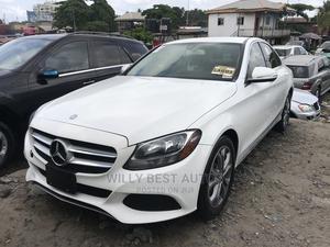 Mercedes-Benz C300 2015 White | Cars for sale in Lagos State, Amuwo-Odofin