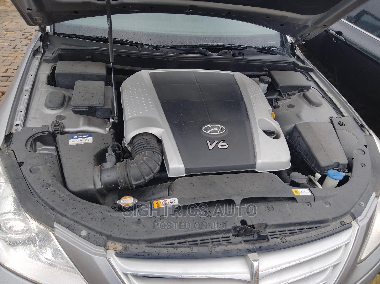 Hyundai Genesis 2011 3.8 Gray | Cars for sale in Katampe, Abuja (FCT) State, Nigeria