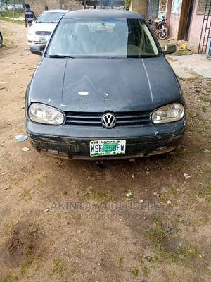 Volkswagen Golf 2006 Gray   Cars for sale in Oyo State, Ibadan