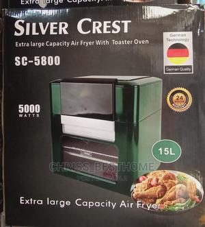 15L Silver Crest Air Fryer With Oven. | Kitchen Appliances for sale in Lagos State, Lagos Island (Eko)