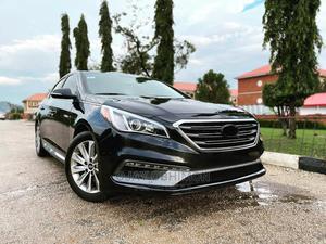 Hyundai Sonata 2017 Black | Cars for sale in Abuja (FCT) State, Katampe