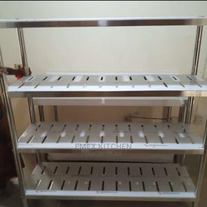 5ft Bread/Kitchen Racks | Restaurant & Catering Equipment for sale in Lagos State, Ojo