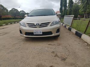 Toyota Corolla 2013 Gold | Cars for sale in Abuja (FCT) State, Katampe