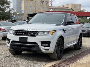 Land Rover Range Rover Sport 2018 Supercharged White | Cars for sale in Abuja (FCT) State, Mabushi