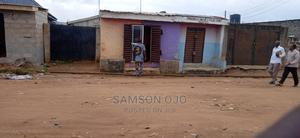 Half Plot Of Land With 3 Bedroom Flat On It | Land & Plots For Sale for sale in Lagos State, Alimosho
