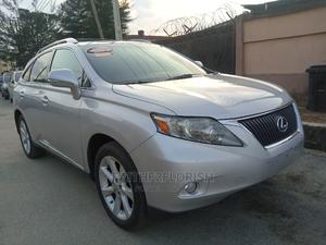 Lexus RX 2012 350 FWD Silver | Cars for sale in Lagos State, Ikeja