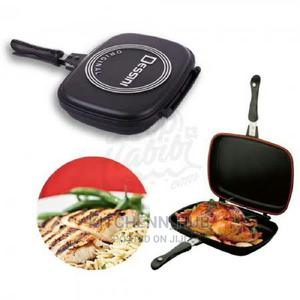 36cm Dessini Double Sided Grill Pan | Kitchen & Dining for sale in Abuja (FCT) State, Central Business District