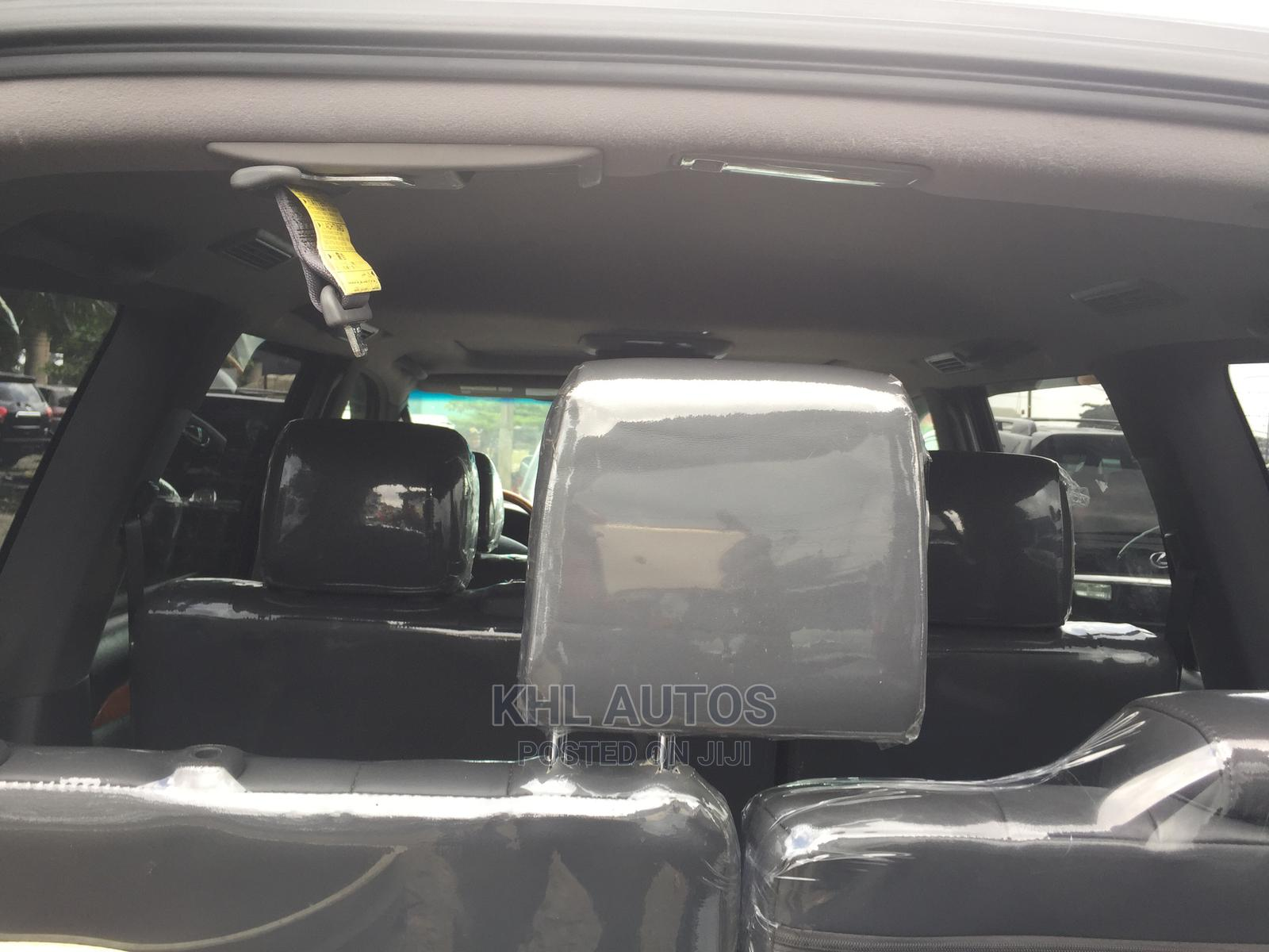 Lexus GX 2005 470 Sport Utility Black   Cars for sale in Apapa, Lagos State, Nigeria