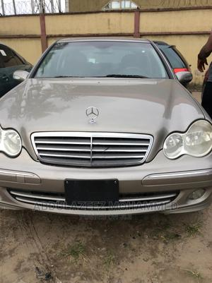 Mercedes-Benz C230 2005 Gray   Cars for sale in Lagos State, Amuwo-Odofin