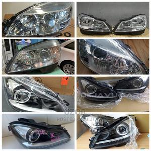Mercedes Benz C300 Headlight   Vehicle Parts & Accessories for sale in Lagos State, Surulere