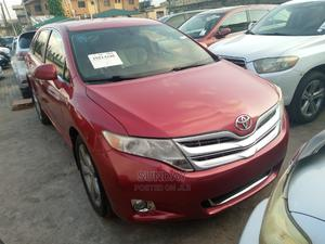 Toyota Venza 2010 Red | Cars for sale in Lagos State, Ikeja