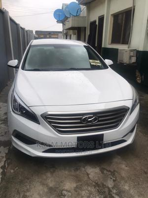 Hyundai Sonata 2017 White | Cars for sale in Lagos State, Lekki