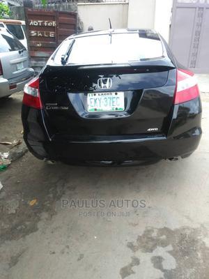 Honda Accord CrossTour 2011 EX Black   Cars for sale in Lagos State, Surulere