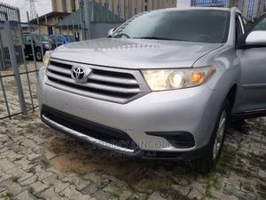 Toyota Highlander 2012 Limited Silver | Cars for sale in Rivers State, Port-Harcourt
