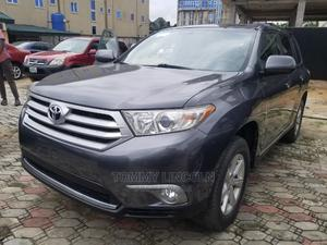 Toyota Highlander 2012 Limited Gray | Cars for sale in Rivers State, Port-Harcourt