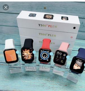 Smart Watch T500+ | Smart Watches & Trackers for sale in Lagos State, Ikeja